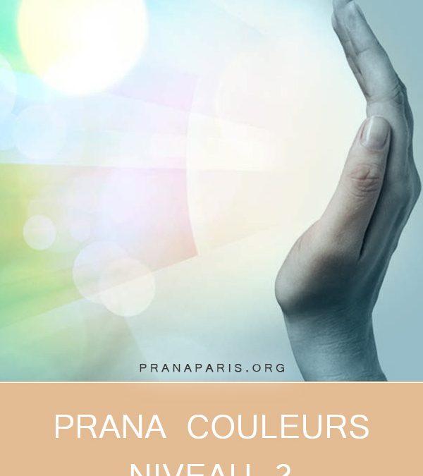 Prana Couleurs- Niveau 2